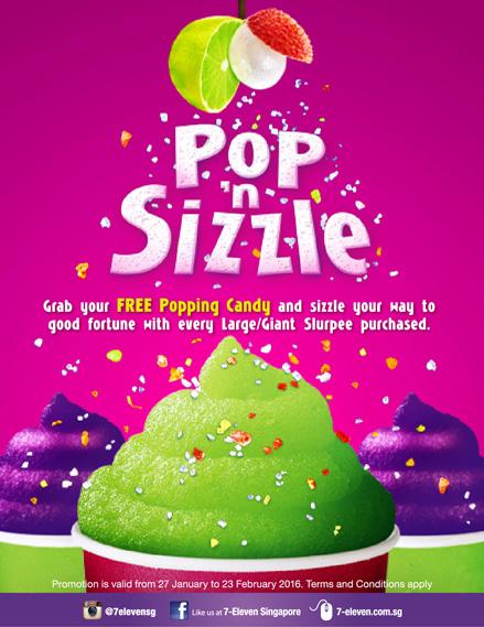 Planet Ads Portfolio - 7-eleven slurpee promotional material