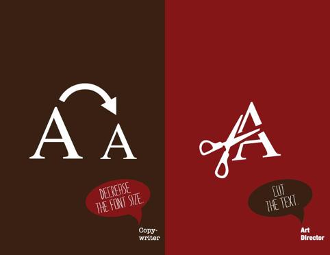 Copywriter vs Art Director 7