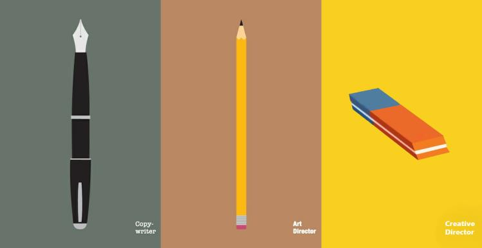 Copywriter vs Art Director 9