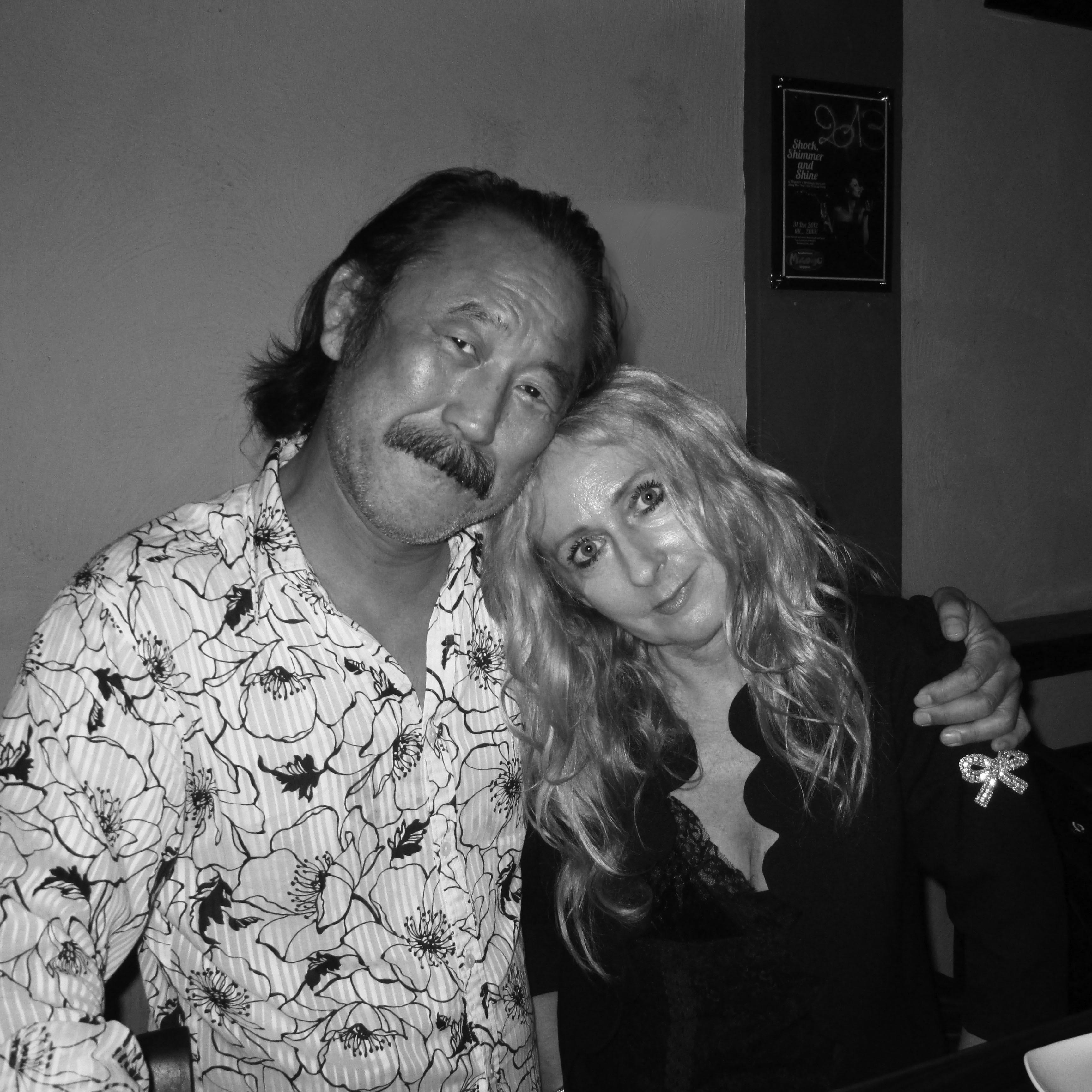 Hal Suzuki & Michelle Lauridsen